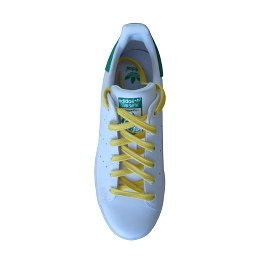Sport shoes laces / sportswear yellow canary flat shoes cotton lace length 110 cm