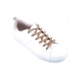 Sport shoes laces light brown flat shoes cotton lace length 150 cm