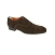 Round business shoes waxed cotton mahogany laces length 180 cm