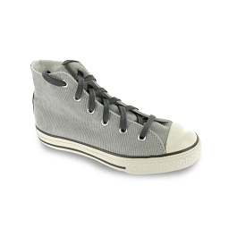 Pair of dark grey shoelaces: trainers shoelace length 150 cm